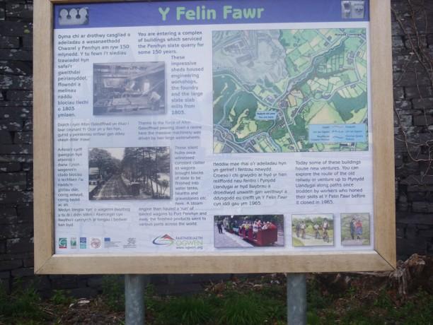 Ogwen – prosiect Pecynnu'r Profiad - Felin Fawr